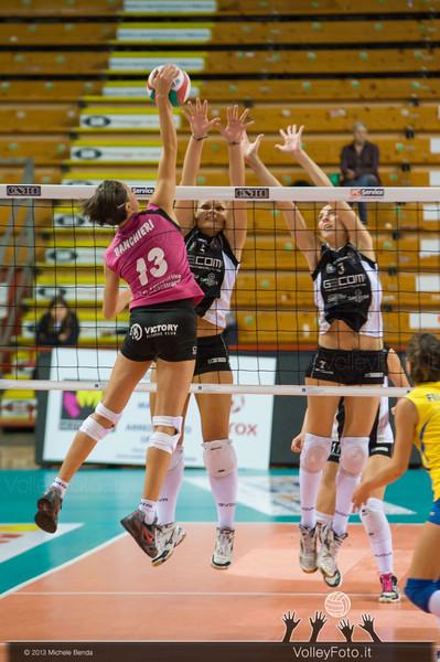 2013.10.26 Gecom Security Perugia - Lardini Filottrano AN | 2ª Giornata Campionato Italiano di Volley Femminile, Serie B1 girone C, 2013/14 (id:_MBD4990)
