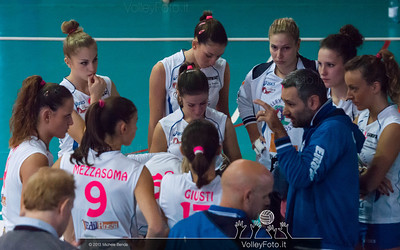 Gian Luca Ricci, Edil Rossi Volley Bastia time out