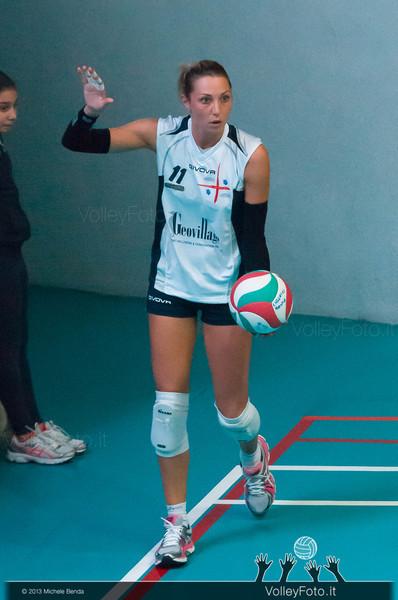 Giorgia Baldelli battuta