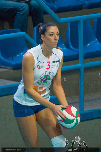 Catia Ceppitelli battuta