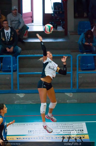Giorgia Baldelli attacco