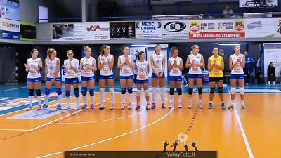 2013.11.09 Edil Rossi Volley Bastia - Sartel Olbia   4ª giornata, Campionato italiano di Pallavolo femminile, Serie B1 girone C, 2013/14 (id:_MBD8601)