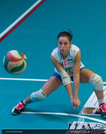 2013.11.09 Edil Rossi Volley Bastia - Sartel Olbia   4ª giornata, Campionato italiano di Pallavolo femminile, Serie B1 girone C, 2013/14 (id:_MBY6484)