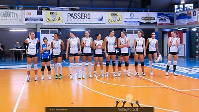 2013.11.09 Edil Rossi Volley Bastia - Sartel Olbia   4ª giornata, Campionato italiano di Pallavolo femminile, Serie B1 girone C, 2013/14 (id:_MBD8603)