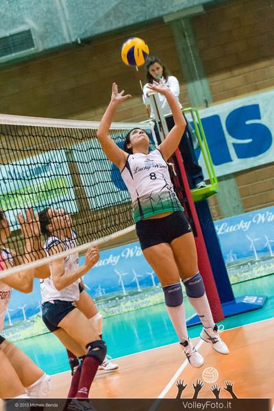 2013.11.09 Lucky Wind Trevi - Fortitudo Città di Rieti | 4ª giornata, Campionato italiano di Pallavolo femminile, Serie B1 girone C, 2013/14 (id:_MBD9164)