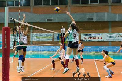 Giulia Ercolani attacco