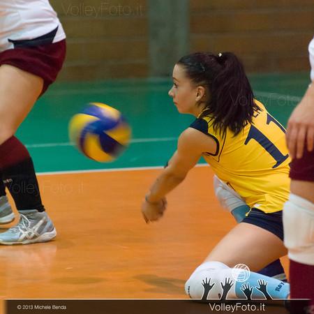 2013.11.09 Lucky Wind Trevi - Fortitudo Città di Rieti | 4ª giornata, Campionato italiano di Pallavolo femminile, Serie B1 girone C, 2013/14 (id:_MBD8980)
