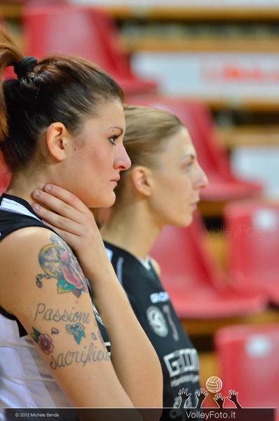 Alessia Montechiarini, Cristina Cruciani