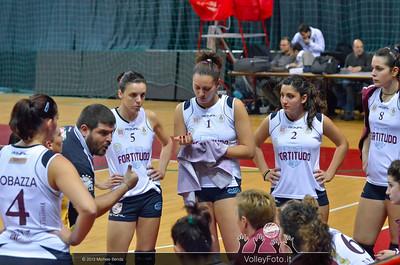 Gecom Security Perugia - Fortitudo Città di Rieti | 6ª giornata, Campionato italiano di Pallavolo Femminile Serie B1 girone C [2014/14] (id: 2013.11.21._MBY1595)