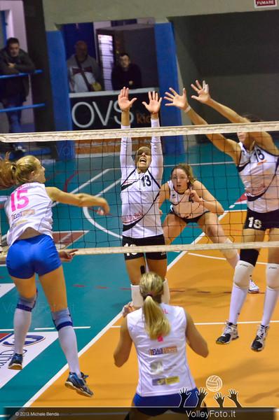 Serena Ubertini, attacco