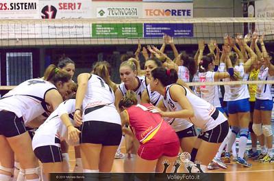 Edil Rossi Volley Bastia - CS San Michele Firenze | 6ª Giornata, Campionato Italiano di Pallavolo Femminile, Serie B1 girone C [2013/14] (id: 2013.11.23._MBY2369)