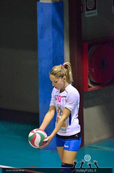 Eleonora Gatto, battuta