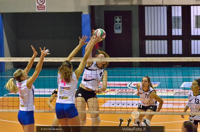 Ludovica TORRINI, attacco, Martina Tiberi, muro