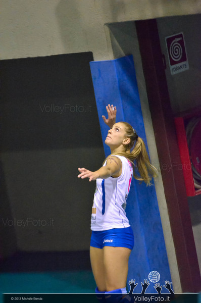 Serena Ubertini, battuta