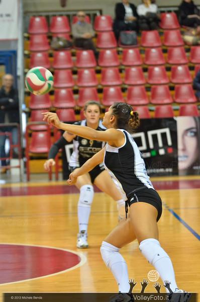 Giorgia Chiavatti, difesa
