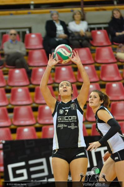 Alessia Di Mitri, palleggio, Alessia Montechiarini