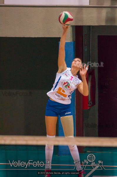 Catia Ceppitelli, battuta