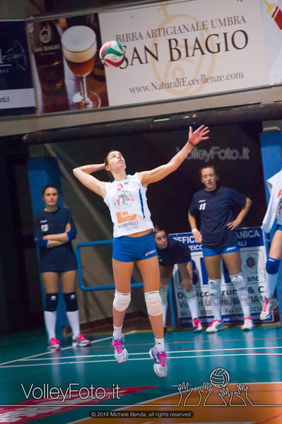 Elisa Mezzasoma, battuta