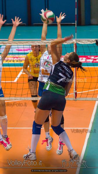 Alessandra Capezzali, attacco