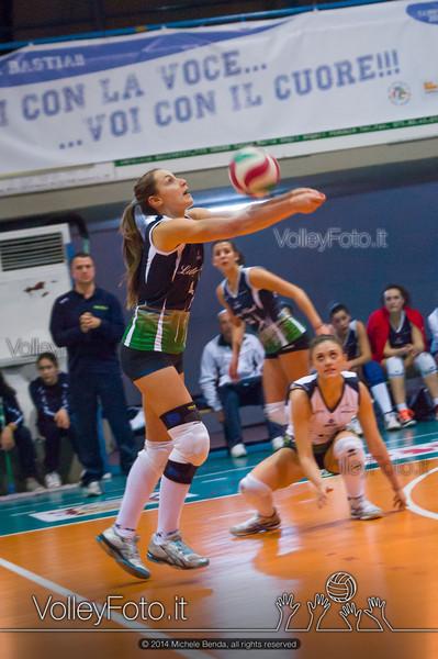 Francesca Monaci, bagher