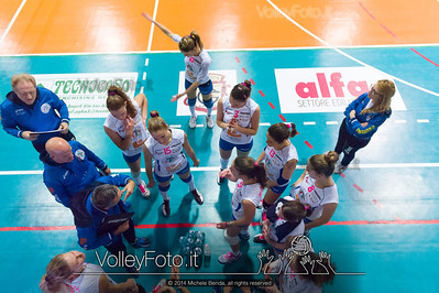 time out, Edil Rossi Volley Bastia