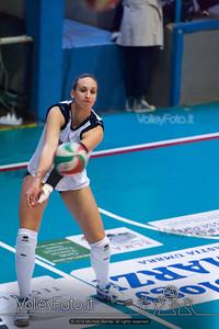 Edil Rossi Volley BASTIA - Volley PESARO 20ª giornata, Campionato italiano di Pallavolo Serie B1 Femminile girone C [2013/14] (id:2014.03.22__MBE1165)