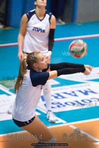 Edil Rossi Volley BASTIA - Volley PESARO 20ª giornata, Campionato italiano di Pallavolo Serie B1 Femminile girone C [2013/14] (id:2014.03.22__MBE1167)