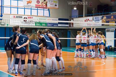 Edil Rossi Volley BASTIA - Volley PESARO 20ª giornata, Campionato italiano di Pallavolo Serie B1 Femminile girone C [2013/14] (id:2014.03.22_MBX_2689)