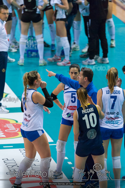 Todi Volley, time out
