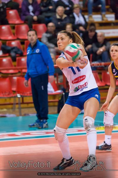 Natascia Mancuso, bagher