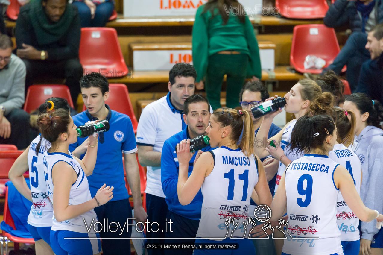 time out, Todi Volley, Dario Sanna, Giuseppe Castellano