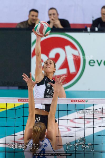 Silvia Tosti, attacco