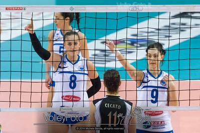 Erika Ghezzi, Rachele Testasecca, Giulia Cecato