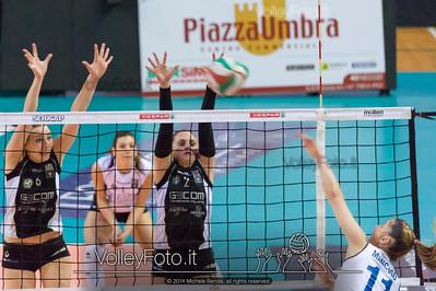 Natascia Mancuso, attacco, Corinna Cruciani, Francesca Valentini, muro