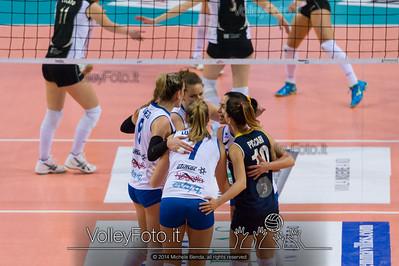 Todi Volley, abbraccio