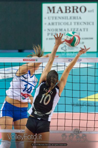 Fabiana Antignano, Silvia Tosti