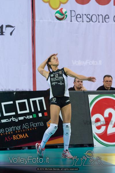 Silvia Tosti, battuta