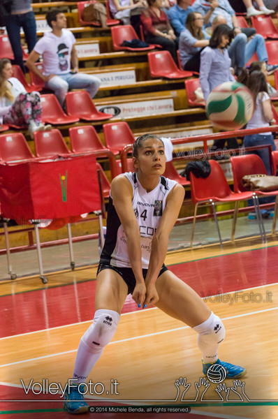 Giorgia Chiavatti, bagher