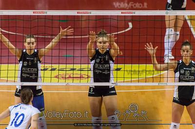 Corinna Cruciani, Jessica Puchaczewsski, Silvia Tosti
