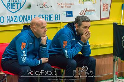 Fortitudo Città di Rieti - Edil Rossi Volley Bastia | 12ª giornata Campionato Italiano di Pallavolo Femminile, Serie B1 girone C [2013/14] (id: 2014.01.11.MBY_0743)