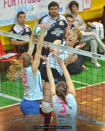 Ildiko Vojth, attacco, Serena Ubertini, muro