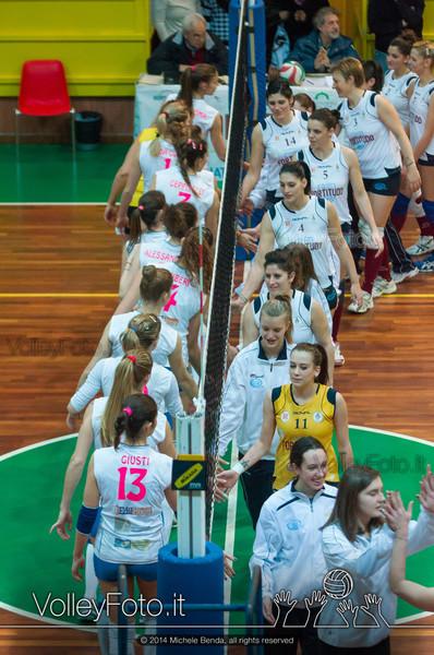 Fortitudo Città di Rieti - Edil Rossi Volley Bastia | 12ª giornata Campionato Italiano di Pallavolo Femminile, Serie B1 girone C [2013/14] (id: 2014.01.11.MBY_0834)