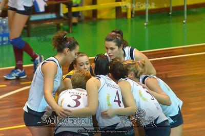 Fortitudo Città di Rieti - Edil Rossi Volley Bastia | 12ª giornata Campionato Italiano di Pallavolo Femminile, Serie B1 girone C [2013/14] (id: 2014.01.11.MBY_0853)