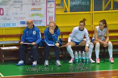 Fortitudo Città di Rieti - Edil Rossi Volley Bastia | 12ª giornata Campionato Italiano di Pallavolo Femminile, Serie B1 girone C [2013/14] (id: 2014.01.11.MBY_1051)