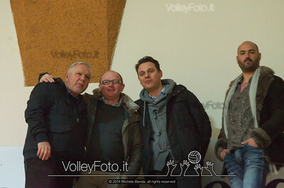 Fortitudo Città di Rieti - Edil Rossi Volley Bastia | 12ª giornata Campionato Italiano di Pallavolo Femminile, Serie B1 girone C [2013/14] (id: 2014.01.11.MBY_0720)
