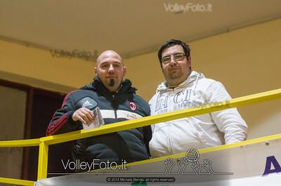 Fortitudo Città di Rieti - Edil Rossi Volley Bastia | 12ª giornata Campionato Italiano di Pallavolo Femminile, Serie B1 girone C [2013/14] (id: 2014.01.11.MBY_0682)