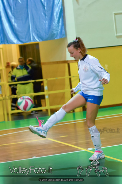 Fortitudo Città di Rieti - Edil Rossi Volley Bastia | 12ª giornata Campionato Italiano di Pallavolo Femminile, Serie B1 girone C [2013/14] (id: 2014.01.11.MBY_0697)