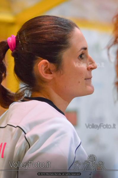 Fortitudo Città di Rieti - Edil Rossi Volley Bastia | 12ª giornata Campionato Italiano di Pallavolo Femminile, Serie B1 girone C [2013/14] (id: 2014.01.11.MBY_0689)
