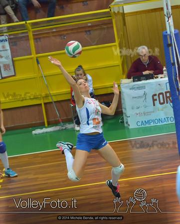 Catia Ceppitelli, attacco