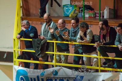 Fortitudo Città di Rieti - Edil Rossi Volley Bastia | 12ª giornata Campionato Italiano di Pallavolo Femminile, Serie B1 girone C [2013/14] (id: 2014.01.11.MBY_1099)
